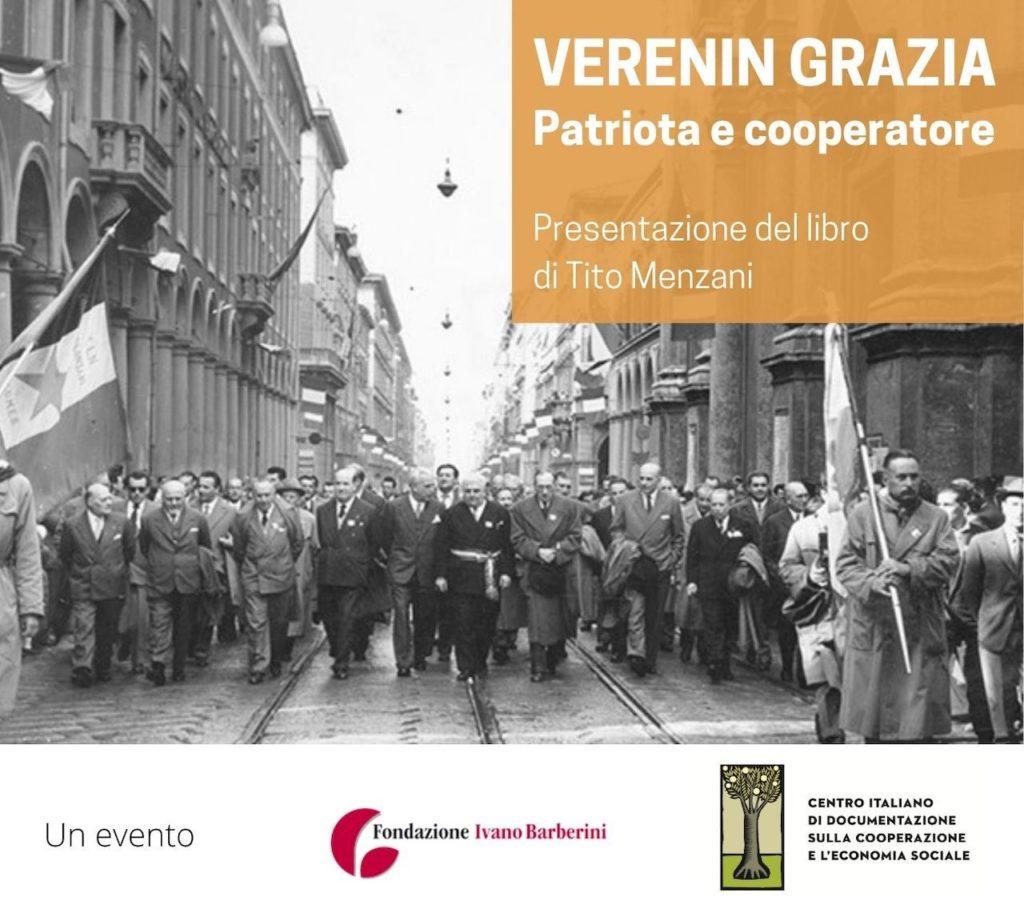 Verenin Grazia, patriota e cooperatore