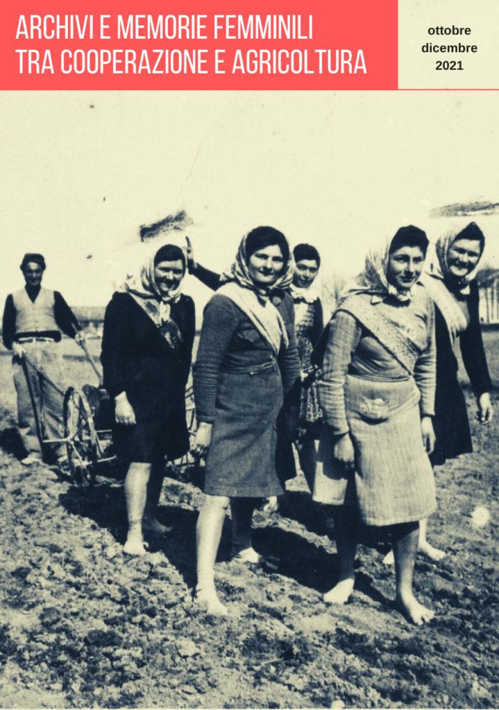 Archivi e memorie femminili tra cooperazione e agricoltura